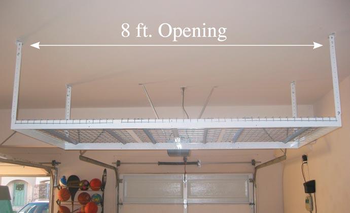 Overhead Garage Storage & Overhead Storage Smart Garage